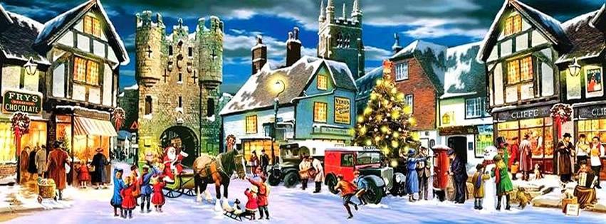 Facebook Titelbilder Weihnachten bild 4