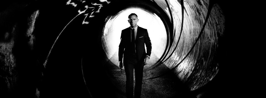 "Der ikonische ""James Bond""-Shot"