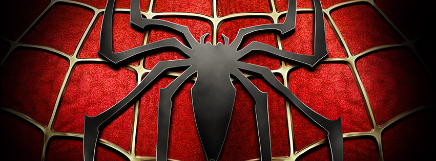 """Das Wappen von """"Spiderman"""""""