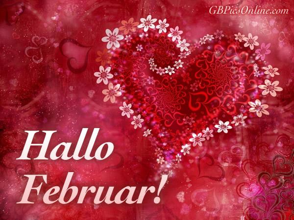 Hallo Februar!