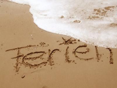 ... erholsame FERIEN am (sonnigen, langen) STRAND von Costa da CAPARICA