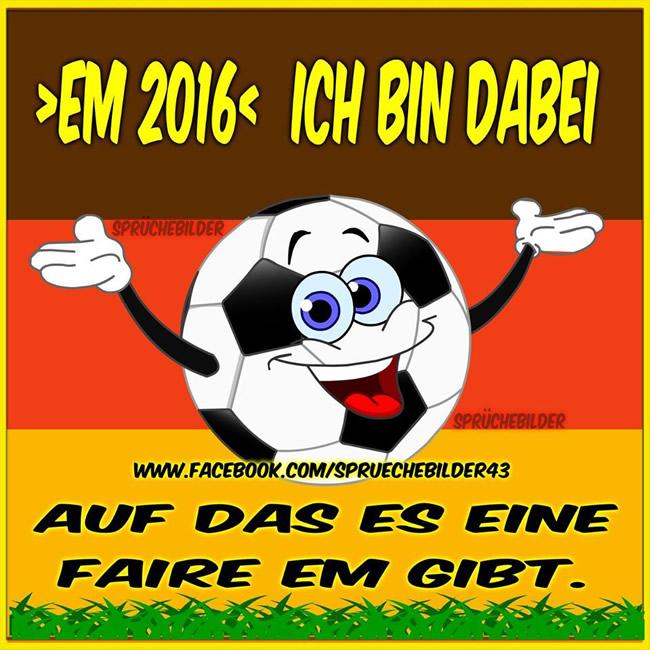 Fußball EM 7