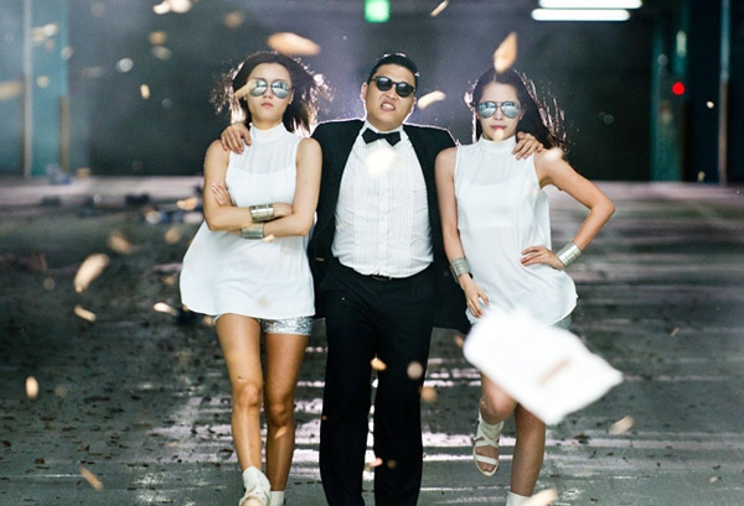 Gangnam Style 5