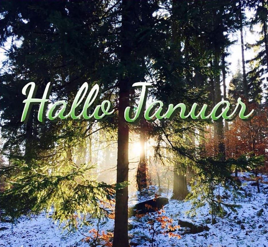 Hallo Januar.