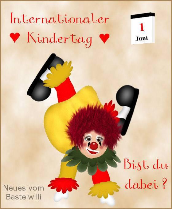 Internationaler Kindertag...