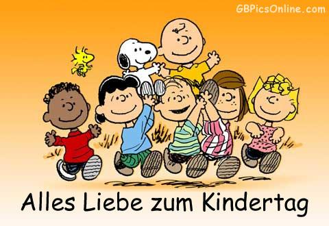 Alles Liebe zum Kindertag