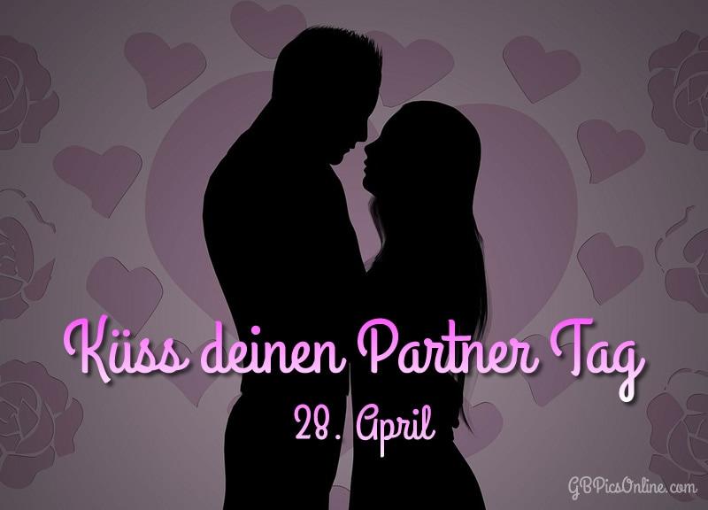 Küss-Deinen-Partner-Tag 2