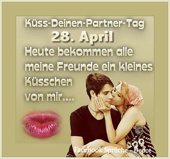 Küss-Deinen-Partner-Tag bild 1
