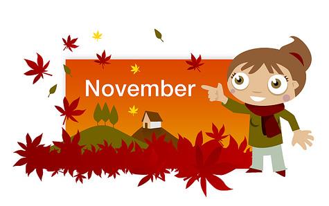 November.