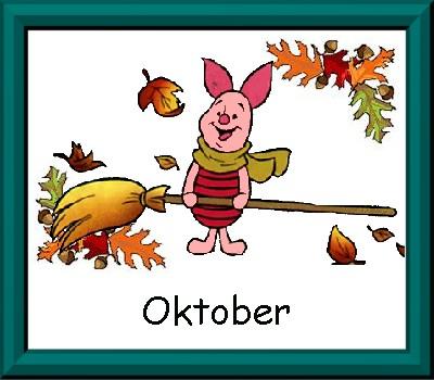 Oktober.