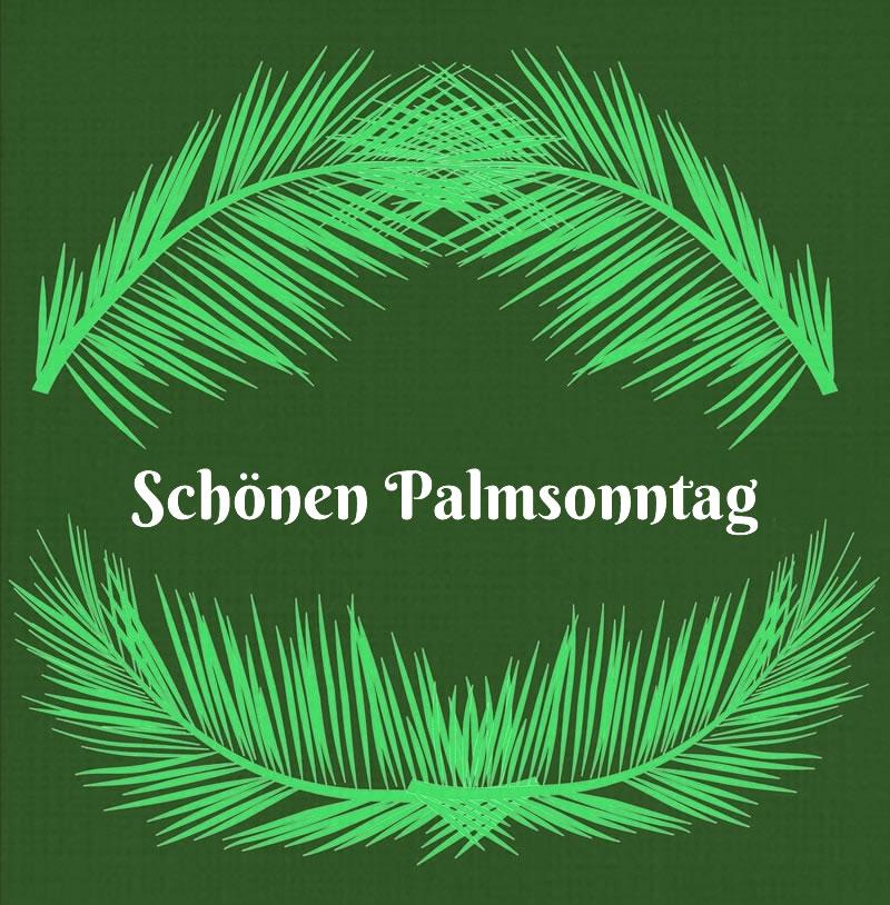 Palmsonntag bild 1