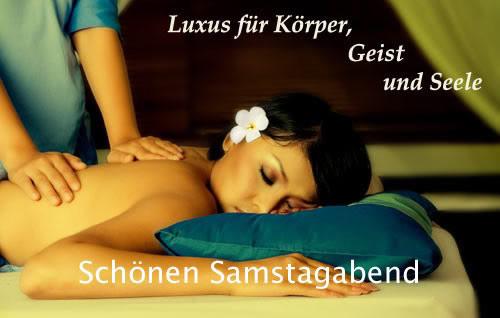 Luxus für Körper...