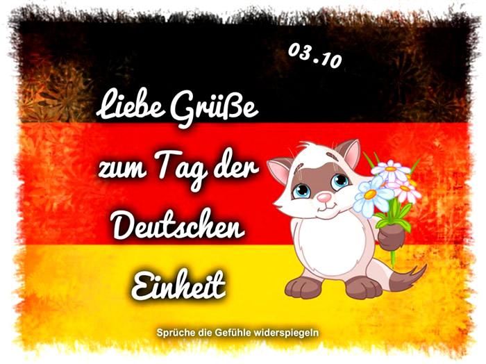 03.10. Liebe Grüße...