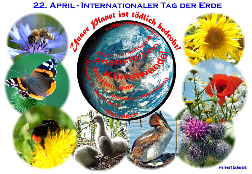 22. April - Internationaler...
