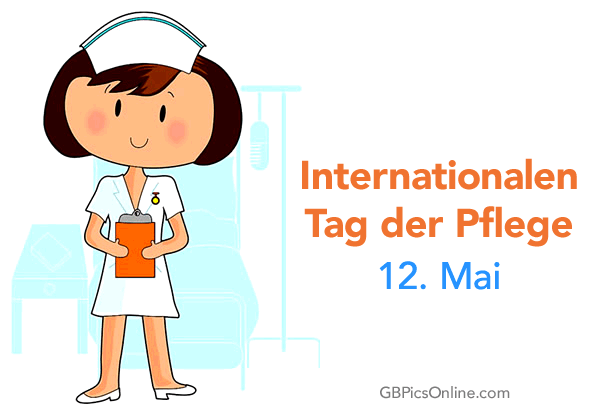 Internationaler Tag der Pflege...