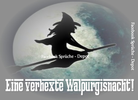 Eine verhexte Walpurgisnacht!