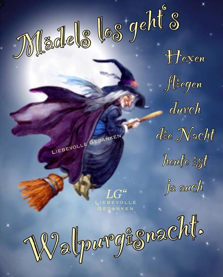 Walpurgisnacht bild 1