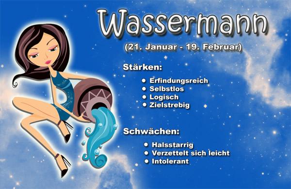 Wassermann bild 1