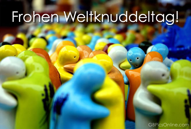Frohen Weltknuddeltag!